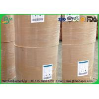 Quality C1s Coated Ivory Cardboard Paper Roll 250 gram - 400 gram 100% Virgin Pulp For Album / Calendar wholesale