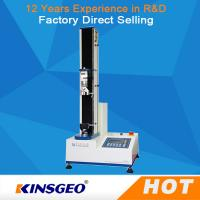 Quality China Supplier Electronic Universal Testing Machines Used Rubber / Plastic wholesale