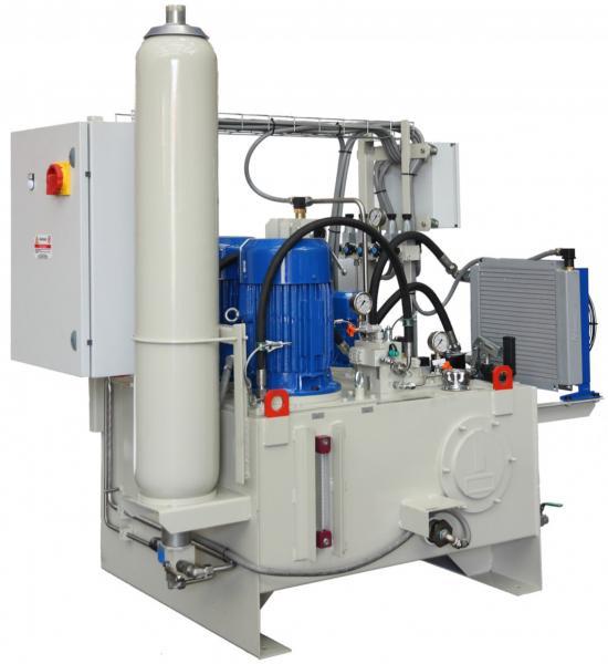 Cheap HCP Hydraulic Control System / Industry Hydraulic Valve Remote Control System for sale