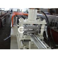 China Automatic Steel Metal industrial fast rolling shutter door making machine on sale