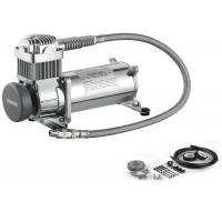 Quality Silver Suspension Portable Air Compressor System Fast Inflation Heavy Duty For Car Tuning wholesale