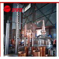 Quality Micro Vodka Commercial Distilling Equipment With Themometer wholesale