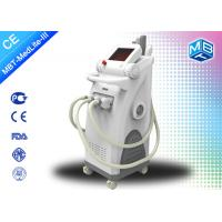 Quality Ipl Elight Rf Nd Yag / Laser Hair Removal Tattoo Removal Beauty Machine wholesale