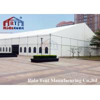 Buy cheap Big Luxury Marquee Party Tent Different Sizes For Wedding Party Trade Show And from wholesalers