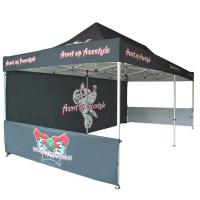 Quality 3 X 4.5M Heavy Duty Trade Show Tents Dye Sublimation Printing Type wholesale