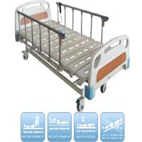 Quality 2105*950*380mm Pp And Aluminum Alloy Electric Nursing Bed With Five Function wholesale