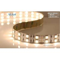 Quality 5050 Double Row 3000K 12V Flexible LED Strip Lights With CE / RoHs Listed wholesale
