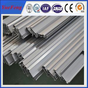 high quality aluminium extrusion profile,tubing industrial aluminium profiles