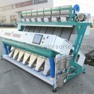 China Food Industry RGB Optical CCD Grain Sorting Machine on sale