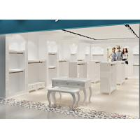 Cheap Attractive Clothing Display Case Fashion Kids Clothing Boutique Interior Design for sale