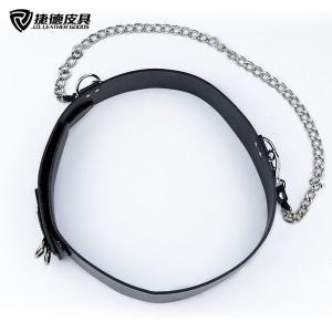 Quality Fashion Belt,Womens PU Belt with Chain,Leather Belt Supplier, Belt OEM wholesale