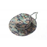 Quality Army Tactical Cap Boonie Digital Woodland Sunprotective Military Forces wholesale