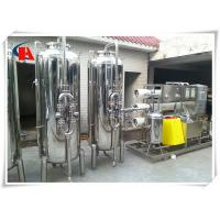 Cheap High Safety Water Treatment Machine , 380v Drinking Water Purifier Machine for sale