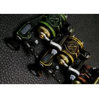 Quality Electric True Brass Pro Rotary Tattoo Gun Body Tattoo With Alloy Material wholesale