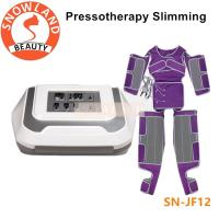 Quality Top Quality Far Ingrared Pressotherapy Air Wave Pressure Body Detox Lymph Beauty Massage Slimming Machine wholesale