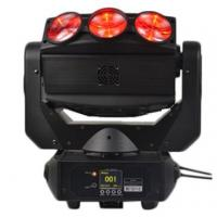 Quality Professional 9*10W RGBW 4IN1 QUAD LED Moving Head Phantom Light Beam Effect  X-108 wholesale