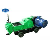 China Gengli brand triplex plunger motor high pressure cement grout pump on sale