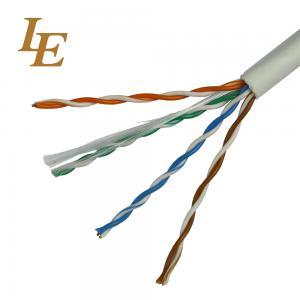 Quality UTP Ethernet Patch Cable , Eco - Friendly Long Internet Cable Cord Long Lifespan wholesale