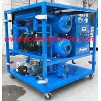 Quality Transformer Oil Filtration Plant wholesale