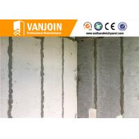 Quality Concrete Engineering Siding Exterior Composite Insulated Panels Damp Proof wholesale