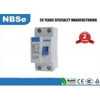 China Elcb Residual Current Operated Circuit Breaker Short Circuit Protection on sale