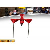 Quality Industrial ABS Gate Valve Lockout DeviceDouble Control Arm 647g Weight wholesale