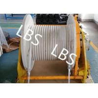Quality Good Performance Durable Hydraulic Cable Winch 100-10000m Capacity wholesale
