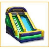 China Portable outdoor and indoor Rent Commercial Inflatable Slides for Advertising, promotional on sale