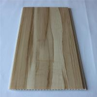 Quality Waterproof Wood Plastic Composite Exterior Wall Cladding Interior Decoration wholesale