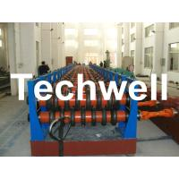 Quality 180KW Silo Steel Corrugated Panel Roll Forming Machine For Silo Side Panel TW-SILO wholesale
