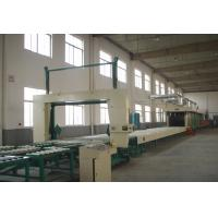 Quality Auto Memory Mattress Manufacturing Machines , Flexible Polyurethane Foam Production With Siemens Inverter wholesale