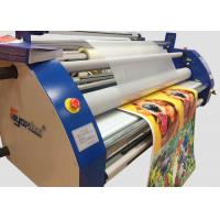 Quality Adjustable Speed Cold Laminator For Pvc / Film 250kg OEM / ODM Available wholesale