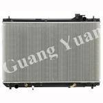 Quality Anti Rust Hard Brazing Lexus Car Radiator 95 99 RX300 16400-20120 16400-20180 20220 20230 DPI 2452 wholesale