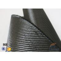 """Quality 39"""" Carbon Fiber Cloth Silver Coated Fabric Engineering Reinforcement 3K 200g wholesale"""