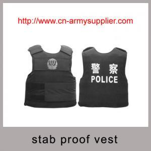 Quality Wholesale Low Price Bulletproof Polypropylene PP Stab proof vest wholesale
