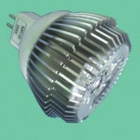 Buy cheap MR16 / GU10 / E27 3W 250 lumen -40 - 60 degree SMD 3528 Dimmable LED Bulbs from wholesalers