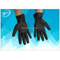 Cheap 100%  Industrial Exam Grade Medical Disposable Gloves , Nitrile Gloves Food Safe for sale