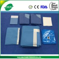 Buy cheap High Quality Disposable Surgical Orthopedic Drape Pack/Set product