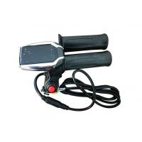 Quality PC / ABS Electric Bike Spare Parts GPS LCD Throttle No Protocol Request , Headlight wholesale