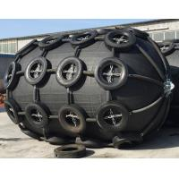 China Inflatable Marine Rubber Fender on sale