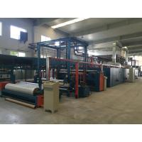 Quality PVC Pre Coating Machine Applicable Woven And Tufted Carpet Backing Drying wholesale