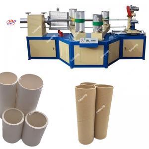China Automatic Craft Paper Core Tube Making Machine on sale