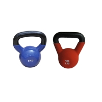 Quality Professional Cross Trainer Colorful Rubber Kettlebell For Commercial Gym wholesale