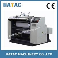 Quality Fully Automatic ATM Paper Slitting Rewinding Machine,Thermal Paper Slitting Machinery,ECG Paper Slitting Machine wholesale