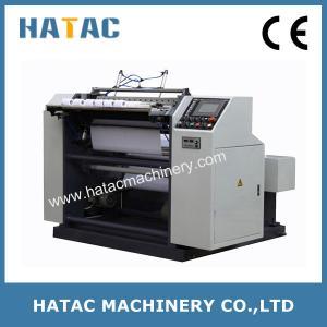 China Thermal Paper Roll Making Machine,Precision Cash Register Paper Roll Slitter Rewinder,BOPP Slitter Rewinder on sale