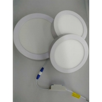 China Recessed PC Lens Dimmable LED Lights For Warehouse on sale