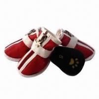 Quality Pet shoes, suitable for dogs, available in various types and manifold sizes wholesale