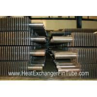 China 10# 20# 16Mn 20G 12Cr1MoVG H Fin / HH Fin Welded Heat Exchanger Tubes on sale