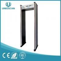 Quality Highly Safe Walk Through Security Metal Detectors With 5 Digital Pass / Alarm Counter wholesale