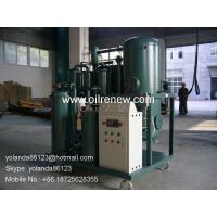 Quality High Vacuum Hydraulic Oil Purifier, Oil Filtration, Oil Purification Unit TYA-50 wholesale